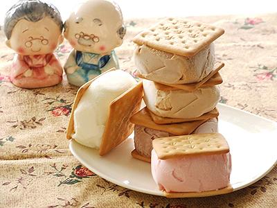 好涼冰店‧夾心冰餅團購冰品