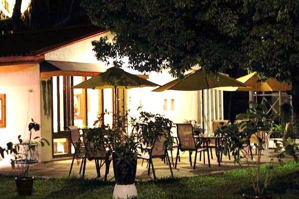 結緣居庭園餐廳