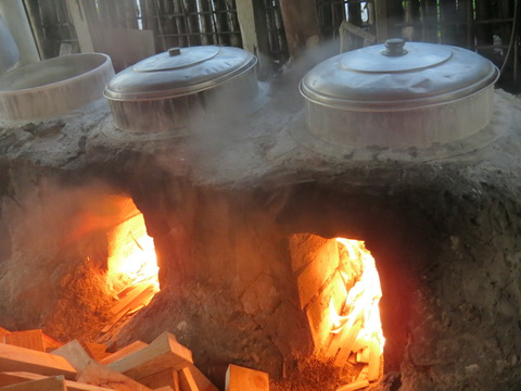 傳統雞母窯