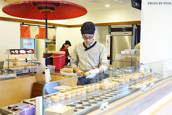 【台中甜點】大判燒。創意日式紅豆餅,多達十七種口味任君挑選,必吃鹹蛋黃芋頭口味!-DSC08547.jpg
