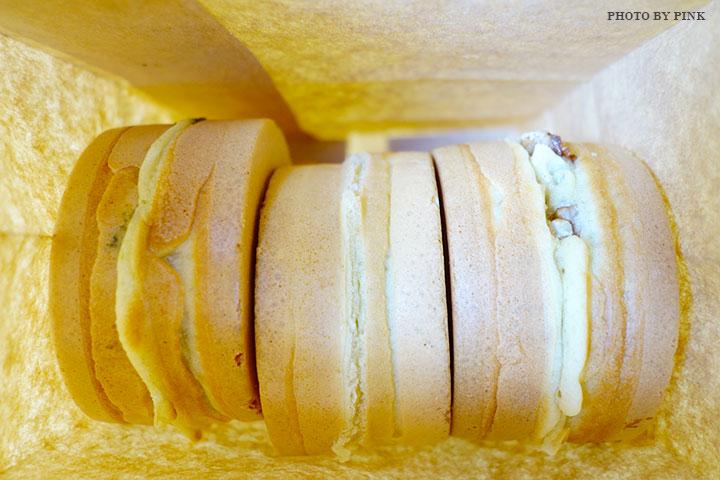 【台中甜點】大判燒。創意日式紅豆餅,多達十七種口味任君挑選,必吃鹹蛋黃芋頭口味!-DSC08556.jpg