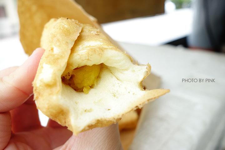 【南投市甜點】香香雞蛋糕。在地隱藏版甜蜜小點心,就在台灣銀行旁!-DSC00092.jpg