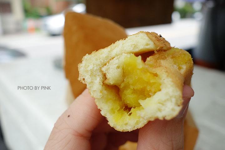 【南投市甜點】香香雞蛋糕。在地隱藏版甜蜜小點心,就在台灣銀行旁!-DSC00109.jpg