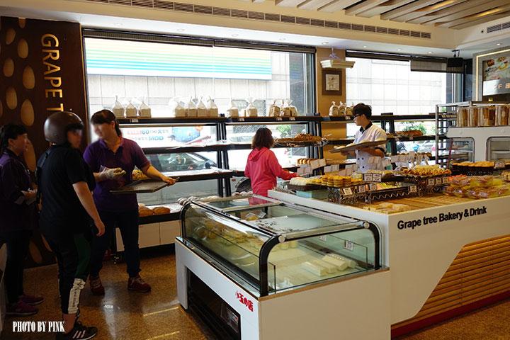 【南投市麵包店】葡萄樹麵包坊。豐富多樣化的台、歐式麵包,挑剔你熱愛米胖的味蕾!-DSC01524.jpg