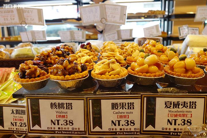 【南投市麵包店】葡萄樹麵包坊。豐富多樣化的台、歐式麵包,挑剔你熱愛米胖的味蕾!-DSC01568.jpg