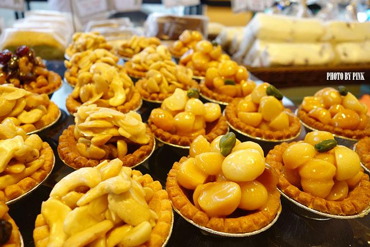 【南投市麵包店】葡萄樹麵包坊。豐富多樣化的台、歐式麵包,挑剔你熱愛米胖的味蕾!-DSC01571.jpg