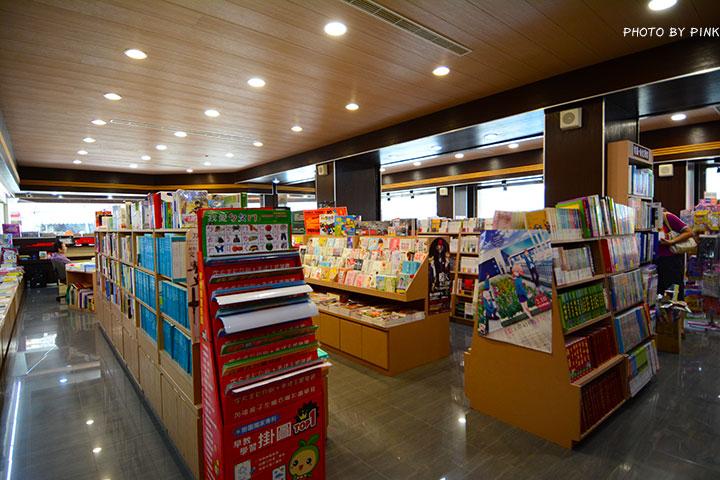 【草屯咖啡廳】三省堂書店/咖啡館。在老書店內悠閒喝咖啡,享受當下的小確幸!-DSC_2836.jpg
