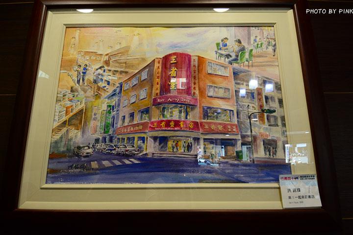 【草屯咖啡廳】三省堂書店/咖啡館。在老書店內悠閒喝咖啡,享受當下的小確幸!-DSC_2838.jpg