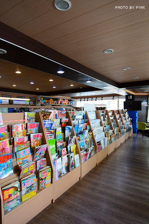 【草屯咖啡廳】三省堂書店/咖啡館。在老書店內悠閒喝咖啡,享受當下的小確幸!-DSC_2856.jpg