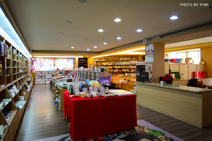 【草屯咖啡廳】三省堂書店/咖啡館。在老書店內悠閒喝咖啡,享受當下的小確幸!-DSC_2879.jpg