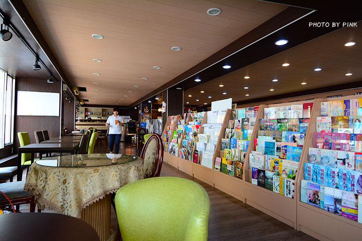 【草屯咖啡廳】三省堂書店/咖啡館。在老書店內悠閒喝咖啡,享受當下的小確幸!-DSC_2900.jpg