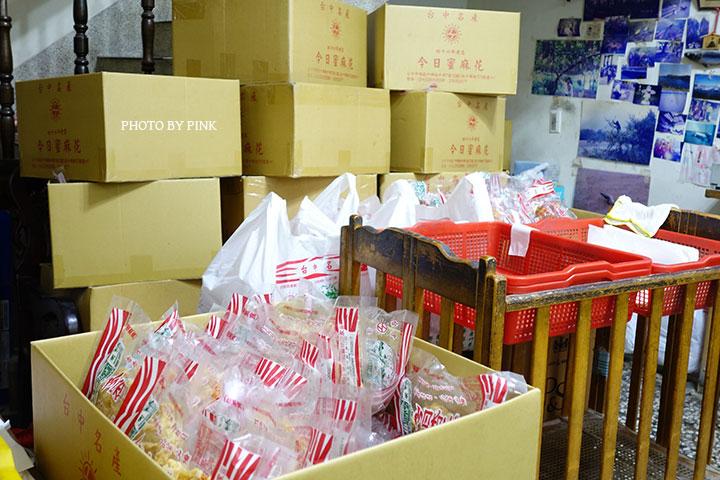 【台中伴手禮】今日蜜麻花之家。新推出花生香片等口味,超唰嘴!-DSC07004.jpg
