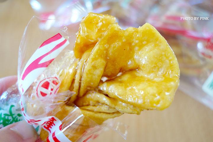 【台中伴手禮】今日蜜麻花之家。新推出花生香片等口味,超唰嘴!-DSC07082.jpg