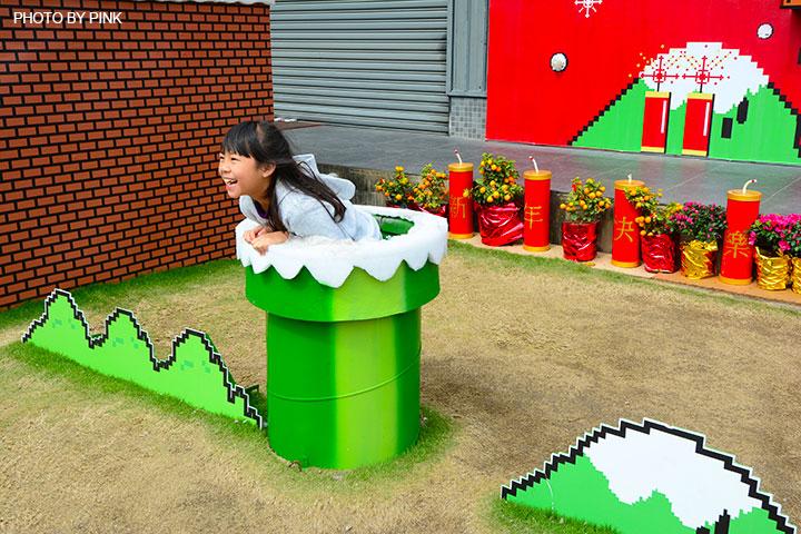 【嘉義景點】瑪莉歐兄弟牆(昇億水電材料公司)。秒入遊戲場景超有趣!-DSC_7244.jpg