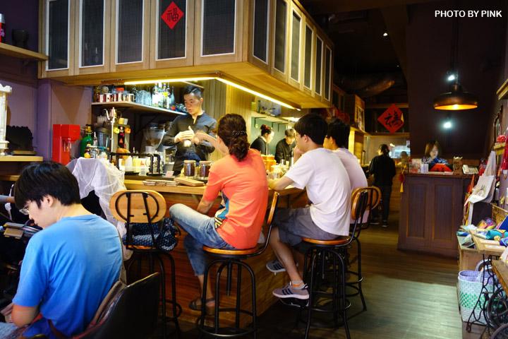 【台北大同區餐廳】福來許珈琲館Fleisch。大稻埕的懷舊氛圍,這裡感受的到!-DSC02282.jpg