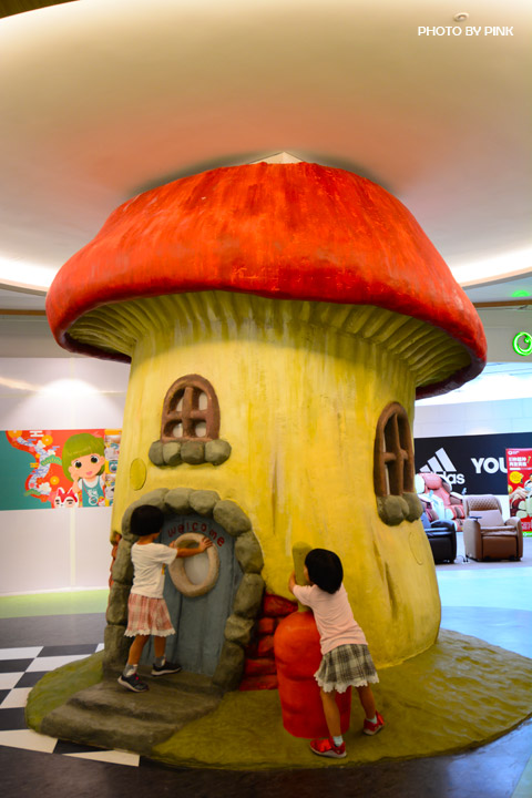 【秀泰影城】台中文心店,結合影城、小書房、百貨及美食的大規模影城!-DSC_6366.jpg