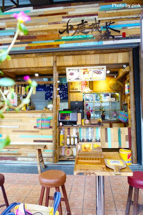 【台中第二市場】小庭找茶。找尋囝仔時ㄟ記憶中的好滋味!