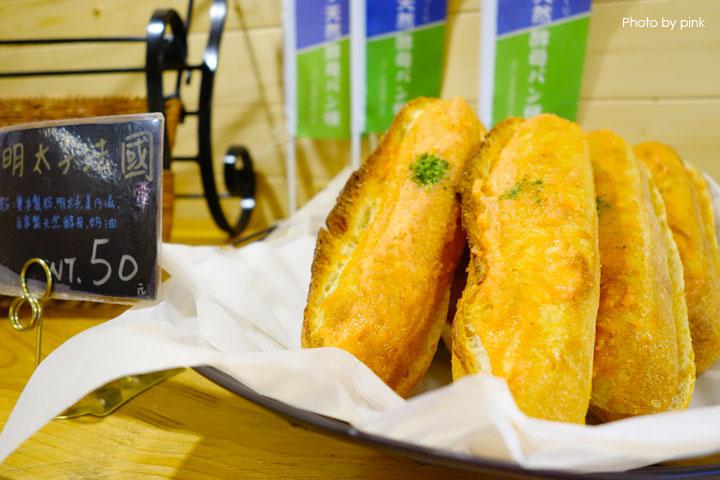 【草屯麵包店】田間小路五十一號麵包研究所。今年新開幕麵包坊,來自日本星野的麵粉製作,美味無極限!-DSC09168.jpg