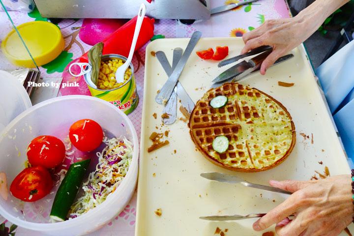 【南投市下午點心】美式奶油鬆餅。下午茶甜食推薦,只要30元銅板價老闆超佛心!-DSC00131.jpg