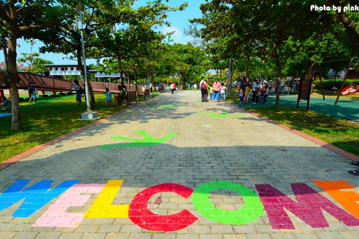 【嘉義市景點】文化公園。樹蛙成長日記為主題的共融式遊戲場,豐富有趣又好玩!-DSC_9053.jpg