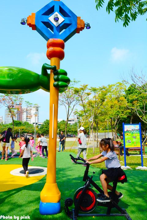 【嘉義市景點】文化公園。樹蛙成長日記為主題的共融式遊戲場,豐富有趣又好玩!-DSC_9076.jpg