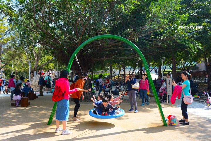 【台中文心森林公園】新增兒童遊戲設施,親子遊新去處!-DSC_1132.jpg
