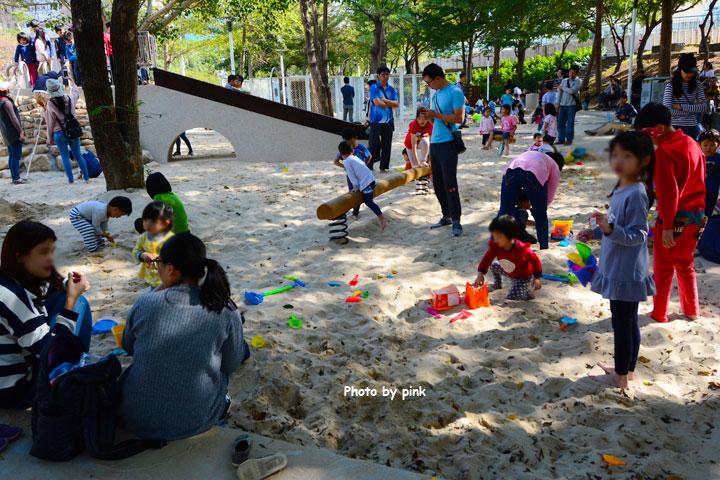 【台中文心森林公園】新增兒童遊戲設施,親子遊新去處!-DSC_1142.jpg