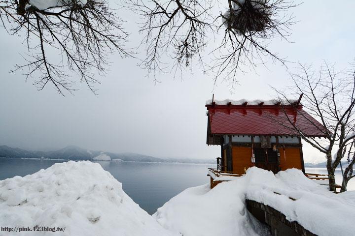 【日本東北旅遊】號稱日本最深的湖泊「田澤湖」、百年歷史民營農場「小岩井牧場」-DSC_1521.jpg