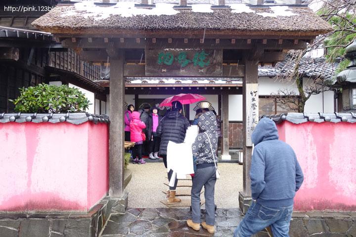 【日本東北旅遊】嚐高級餐館「相馬樓」、最上川「芭蕉扁舟」遊。-DSC02925.jpg