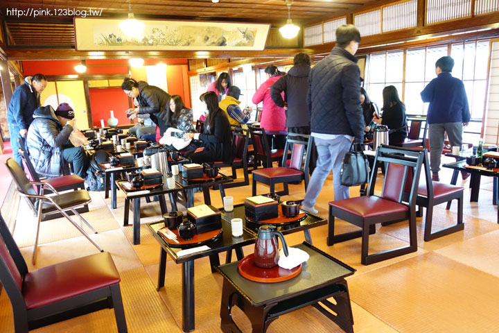 【日本東北旅遊】嚐高級餐館「相馬樓」、最上川「芭蕉扁舟」遊。-DSC02937.jpg