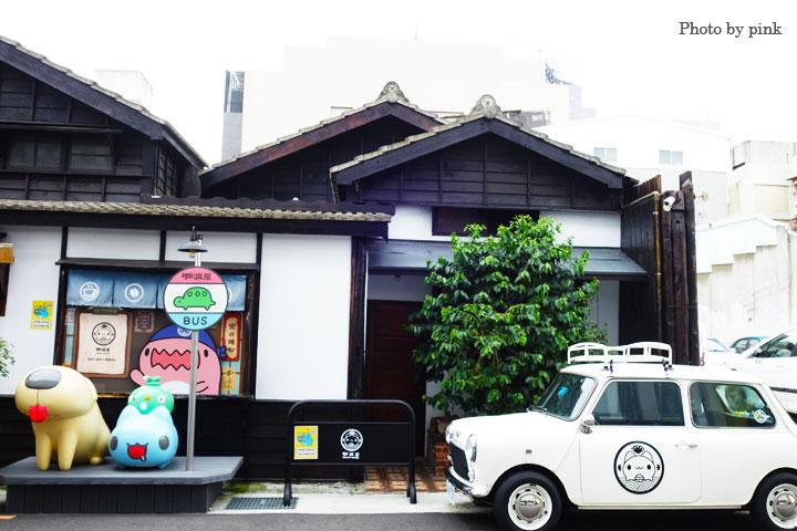 【台中西區】咖波屋。卡哇依貓貓蟲咖波日式咖啡屋,一進來都被療癒了!-DSC08063.jpg
