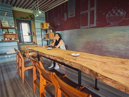 山城食堂用餐區