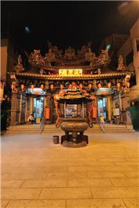 國定古蹟嘉義城隍廟