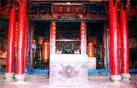 鹿港忠義廟