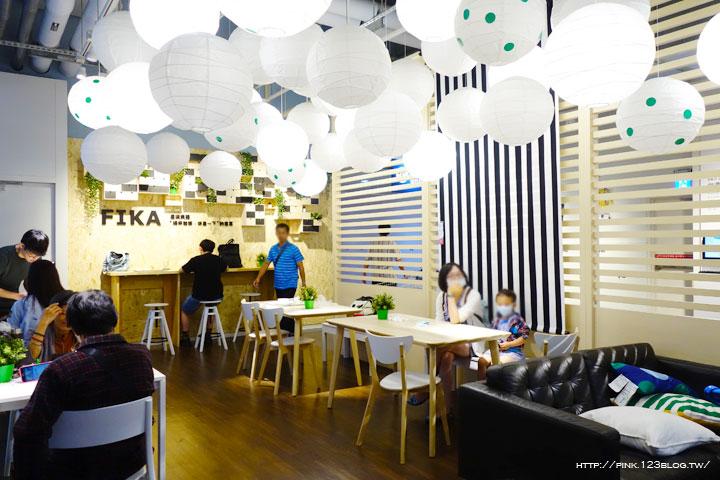 【台中南屯】IKEA宜家居家餐廳。設計感空間、瑞典異國美食、自助式餐點,就像在家吃飯的舒適度!-DSC09015.jpg