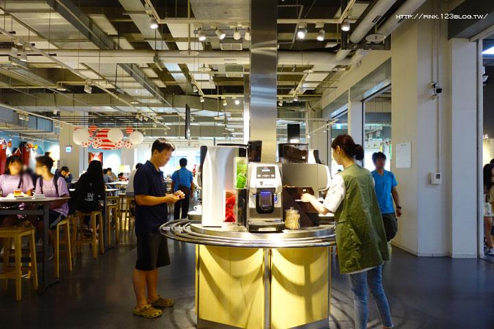 【台中南屯】IKEA宜家居家餐廳。設計感空間、瑞典異國美食、自助式餐點,就像在家吃飯的舒適度!-DSC09019.jpg