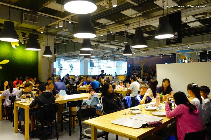 【台中南屯】IKEA宜家居家餐廳。設計感空間、瑞典異國美食、自助式餐點,就像在家吃飯的舒適度!-DSC09022.jpg