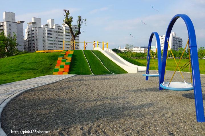 【斗六親子景點】藝術水岸園區。新款兒童遊樂設施,快帶著家中寶貝來玩耍!-DSC00005.jpg