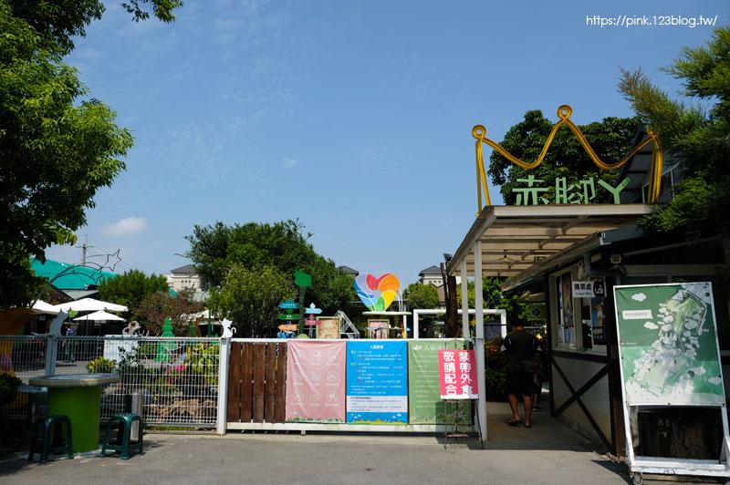 【大雅區景點】赤腳ㄚ生態農莊。各種兒童遊戲設施、親子生態體驗以及可愛動物區,遛小孩好去處!-DSCF6826.jpg