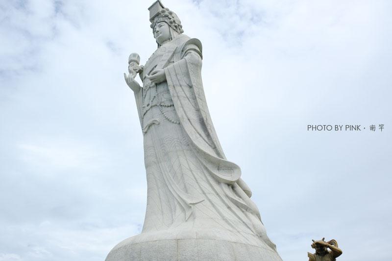 【馬祖南竿景點】媽祖巨神像、八八坑道、枕戈待旦、鐵堡、北海坑道。豐富有特色景點一次報乎你知!-DSCF8459.jpg