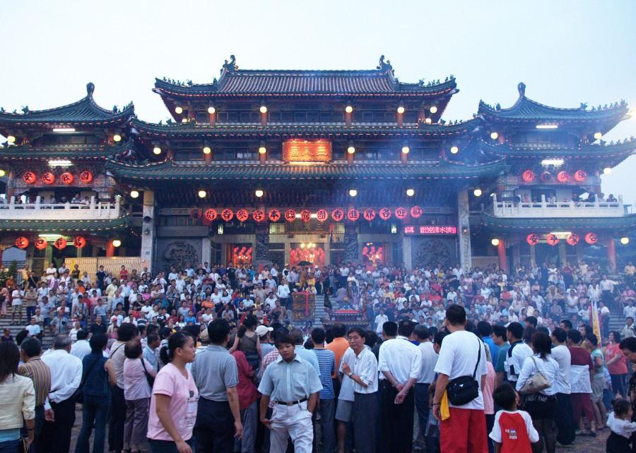 三鳳宮(太子爺廟)