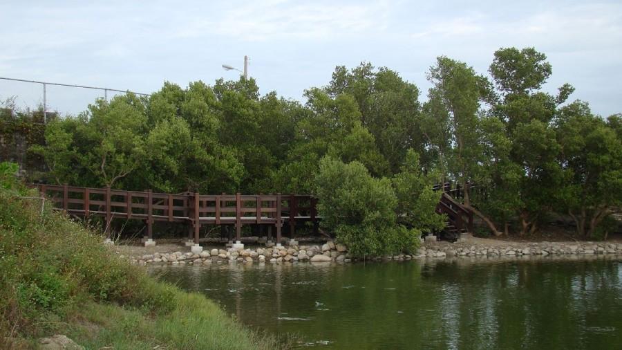 援中港生態濕地公園