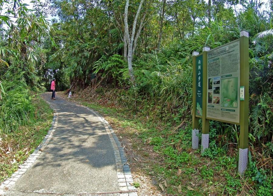 內湖山步道