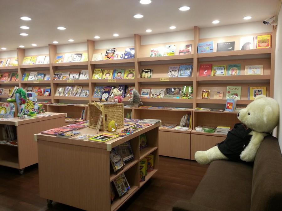 艾比露比外文書店