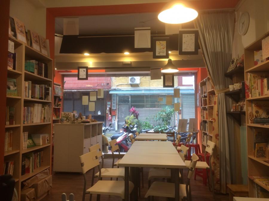 心波力簡單書店