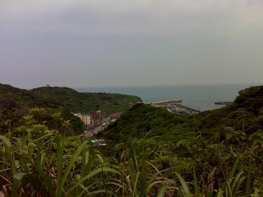 由步道眺望的遠景
