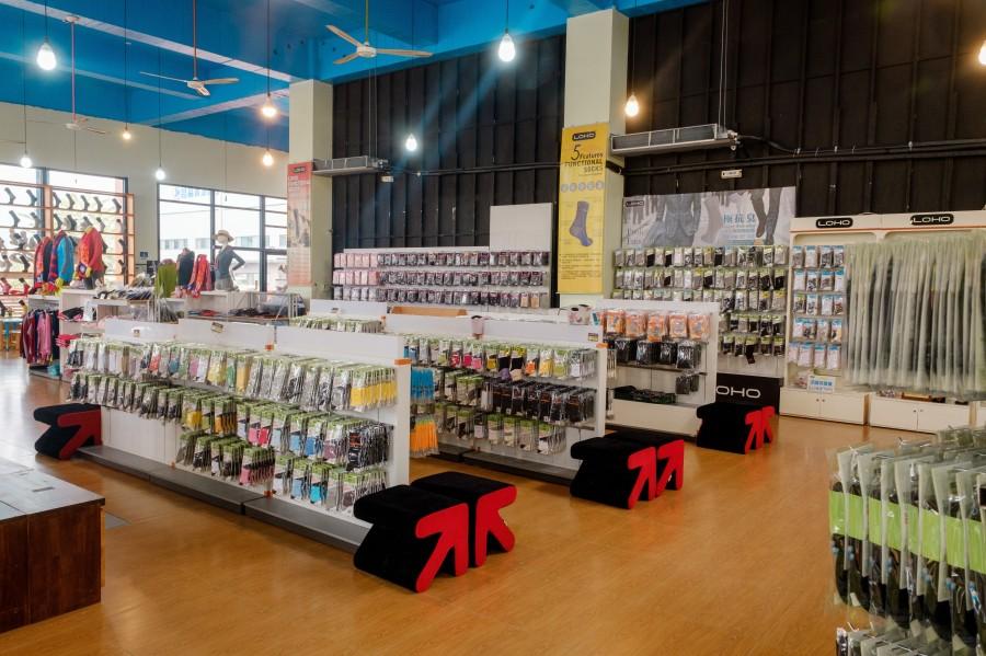 產品展覽展售區